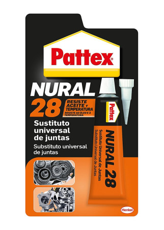 Sustitutivo universal de juntas Nural 28, 40 ml, Pattex