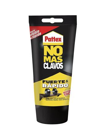 Pegamento 'No más clavos', fuerte y rápido, 150 g de Pattex