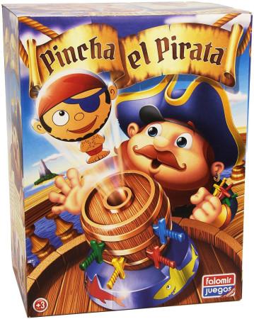 Juego Pincha el Pirata de Falomir