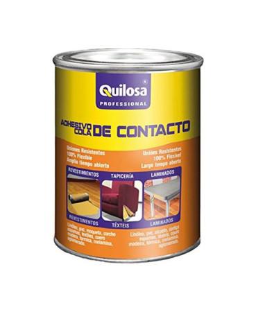 Adhesivo de contacto Bunitex P-55, sin tolueno, 1L, Quilosa