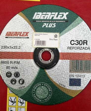 Disco de corte para piedra Ø230. Iberflex C30R