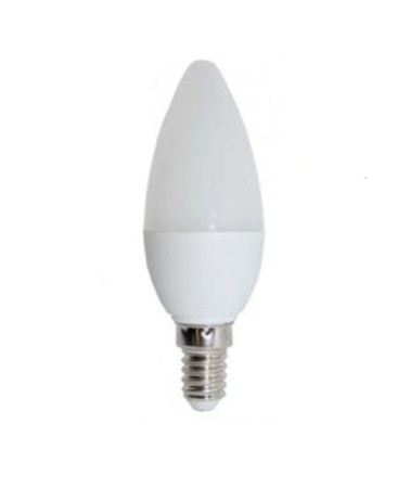 Bombilla LED vela de 6W de Homepluss