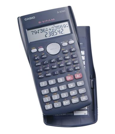 Calculadora científica básica de Casio