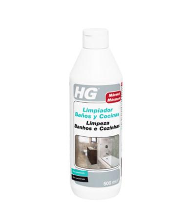 Limpiador para baños y cocinas de HG