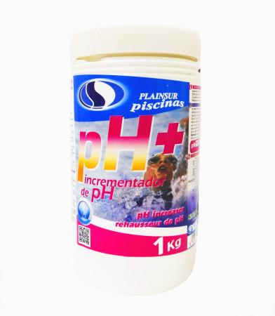 Incrementador de pH para piscinas de Plainsur