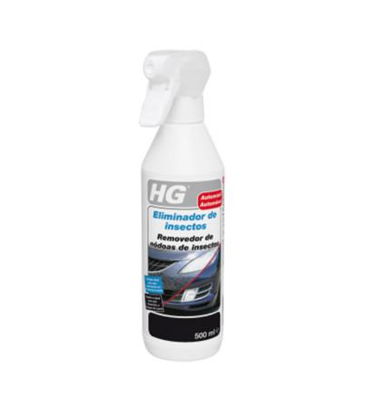 Eliminador de insectos para vehículos de HG