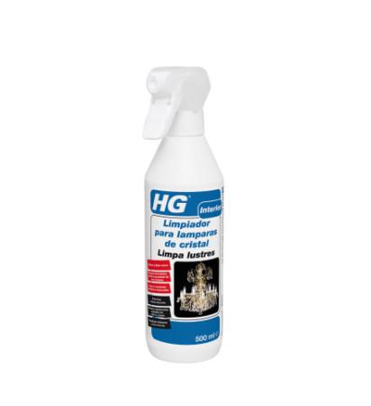 Limpiador de lámparas de cristal de HG