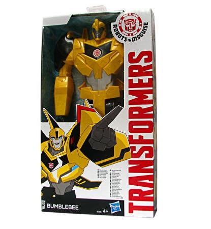Transformers titan hero, Bumblebee, 30 cm, Hasbro B0760