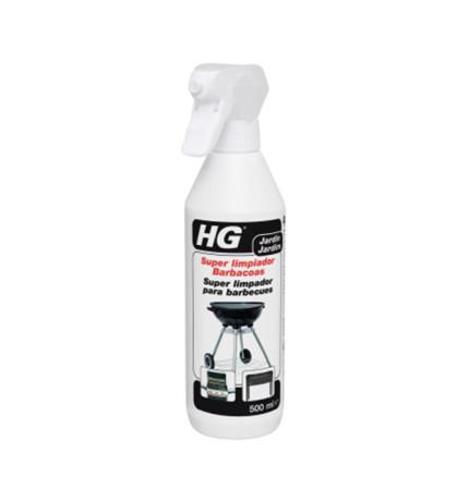 Limpiador potente para barbacoas de HG