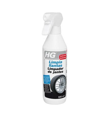 Limpia llantas para vehículos de  HG
