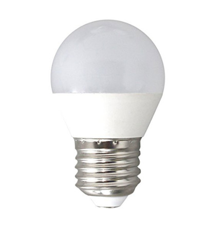 Bombilla esférica LED de 4W de Homepluss