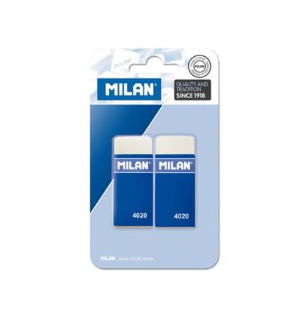 Gomas de borrar 4020 de Milan