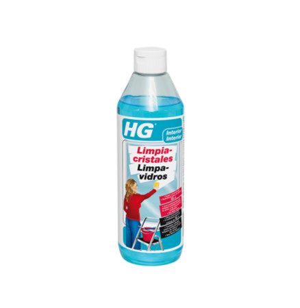 Limpiacristales PH neutro de 500 ml de HG