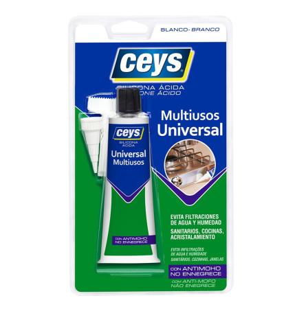 Silicona ácida con antimoho de 50 ml de Ceys