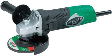 Mini amoladora de 730 W de potencia de Hitachi G12SR3