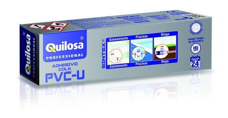 Adhesivo de contacto Sintex PVC-U, 125 ml, Quilosa