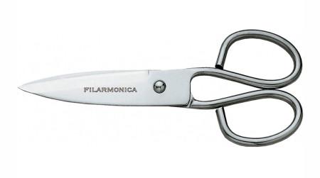 Tijeras de cocina de acero inoxidable de 18 cm de Filarmónica