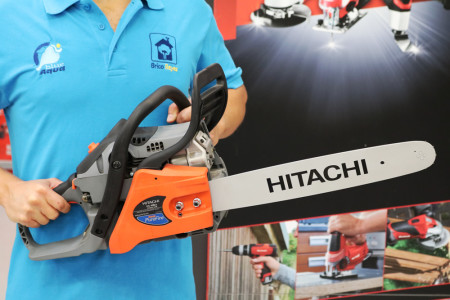 Motosierra Hitachi CS40EA(LB)