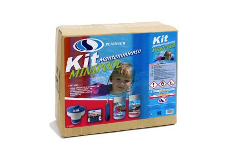 Kit de mantenimiento para piscinas Plainsur