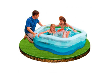 Piscina hinchable 180 for Piscinas intex baratas