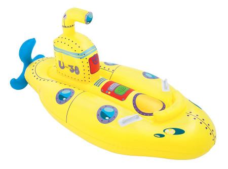Flotador submarino amarillo hinchable, de Bestway