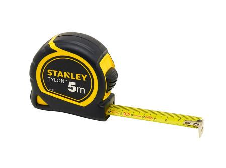 Flexómetro Bimateria Tylon, 5 m x 19 mm de Stanley 030697