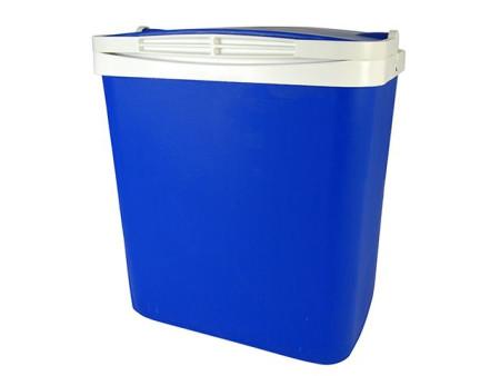 Nevera portátil rígida 42 L, polipropileno azul. Campos 42 litros