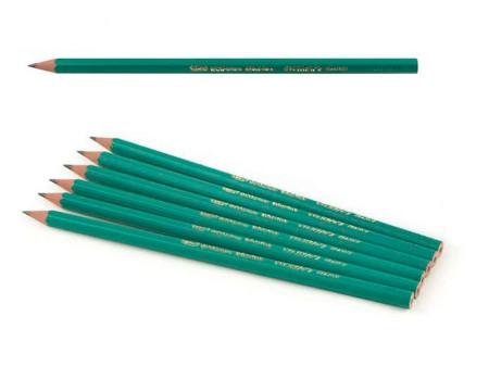 Blíster con 5 lápices de grafito, mina HB, Bic