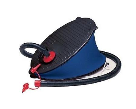 Hinchador de pie pequeño, con manguera. Intex 69611