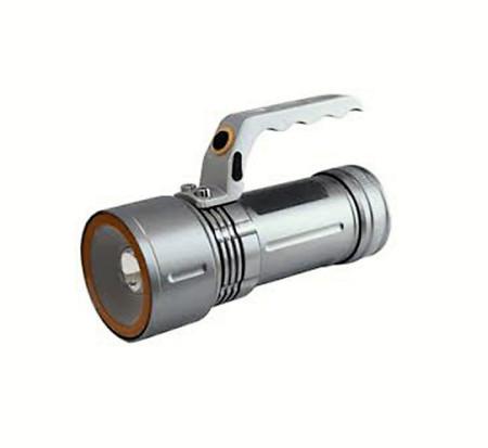 Linterna LED de 6W recargable de Hepoluz