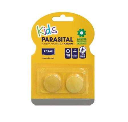 Recambio pastillas para pulseras Kids, 2 uds, Parasital