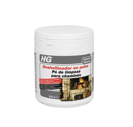 Deshollinador en polvo para interior de HG