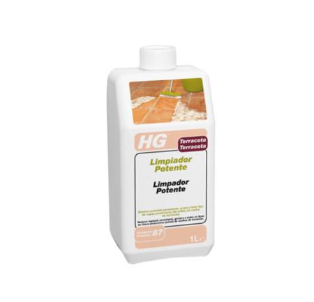 Limpiador profesional terracota de HG