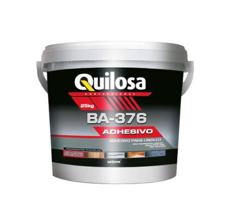 Adhesivo para PVC y moqueta, BA-376, 1 kg, Quilosa