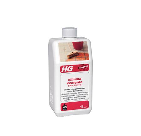 Eliminador cemento en suelos porosos de HG