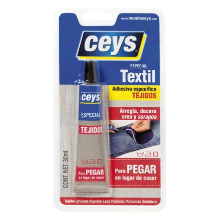 Adhesivo especial textil de Ceys