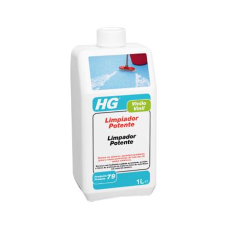 Limpiador potente para vinilo de HG