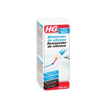 Eliminador de siliconas de HG