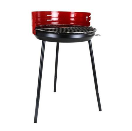 Barbacoa carbón redonda de 50 cm de Alpgrill