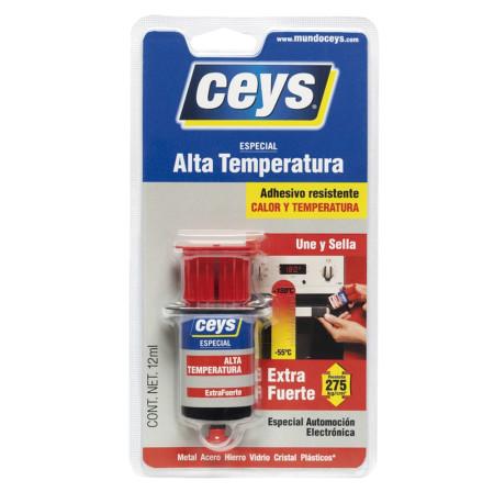 Adhesivo especial alta temperatura de Ceys