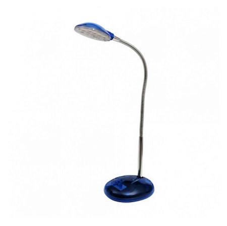 Flexo LED serie Circon, azul, de DLS Diamond
