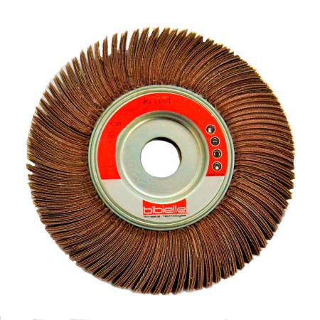 Cepillo abrasivo de núcleo de Bibielle RF0081