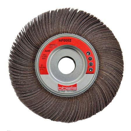 Cepillo abrasivo de núcleo de Bibielle RF0082