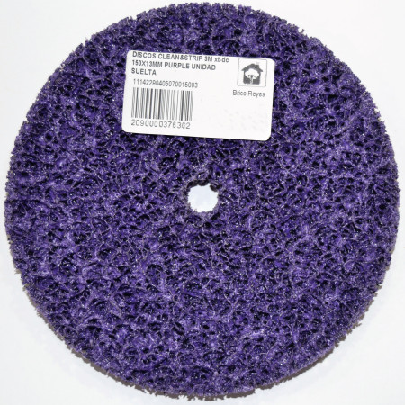 Discos clean & strip morado XT-DC