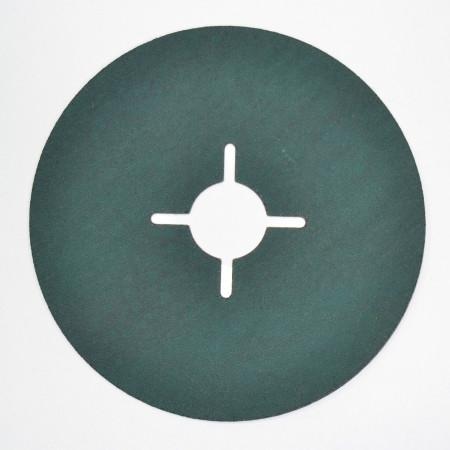 Disco de fibra de zirconio de grano 80
