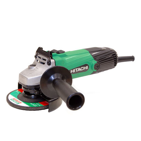 Mini amoladora Hitachi G12SS - 580 W. - 115 mm.