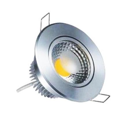 Aro empotrable basculante LED de 9W de GSC Evolution