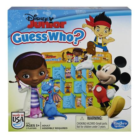 Quién es quién, edición Disney. Hasbro A5881