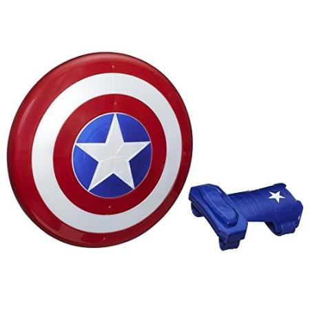 Avengers, escudo magnético Capitán América, Hasbro - Brico Reyes