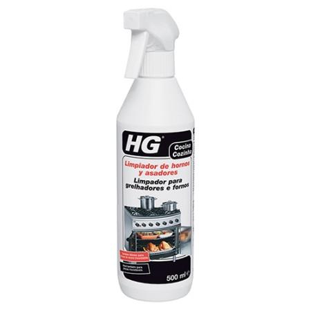 Limpiador de hornos-barbacoas, 500 ml, HG